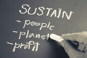 Sustain People, Planet, Profit