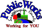 San Joaquin Public Works Department
